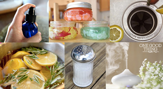 13 Natural Ways To Keep Your House Smelling Fresh