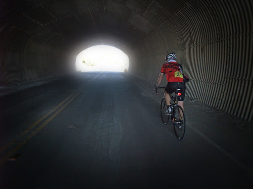 Knoxville Double tunnel