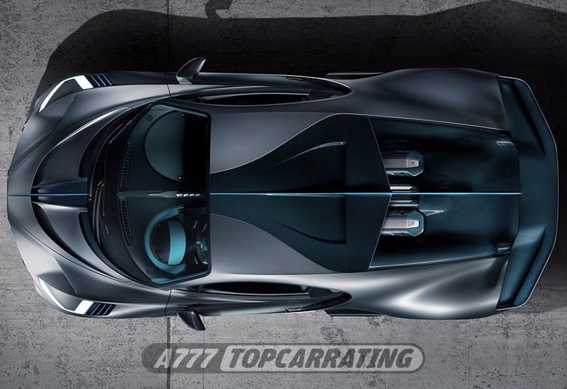 2019 Bugatti Divo - specifications, photo, price, information, rating