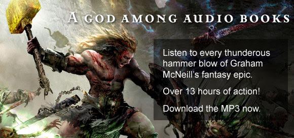 God King unabridged audio