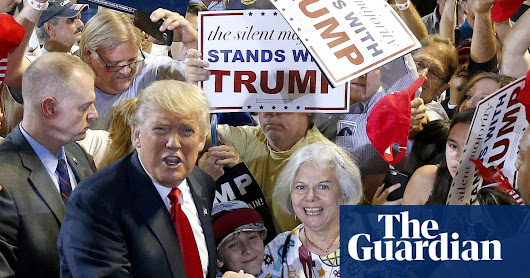 Mommy dearest: a psychiatrist puts Donald Trump on the couch | US news | The Guardian