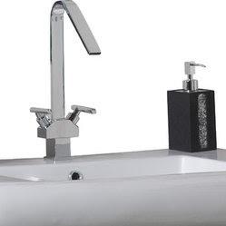Frameless Mirror Decor Wonderland Home Products on Houzz