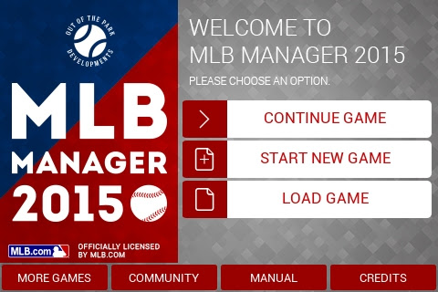 MLB Manager 2015: The Best Sim Game on Mobile