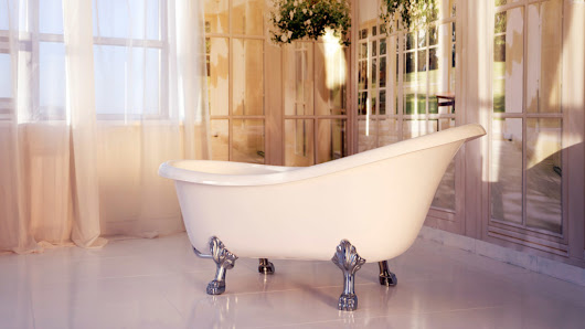 What Is a Slipper Tub? The Most Beautiful Bath of All