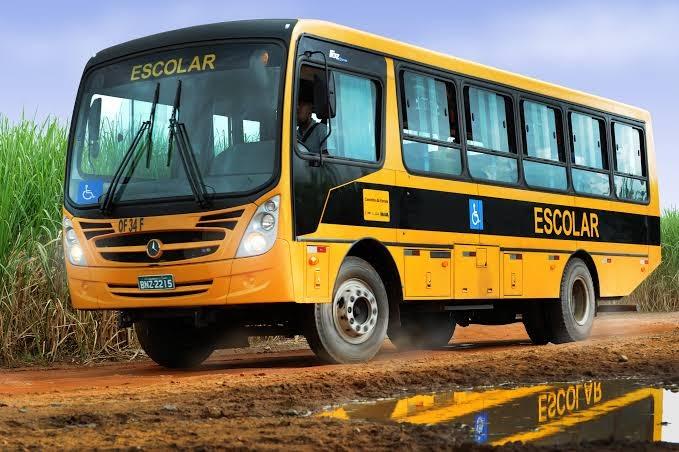 Município de Junco do Seridó receberá mais um ônibus para compor frota escolar