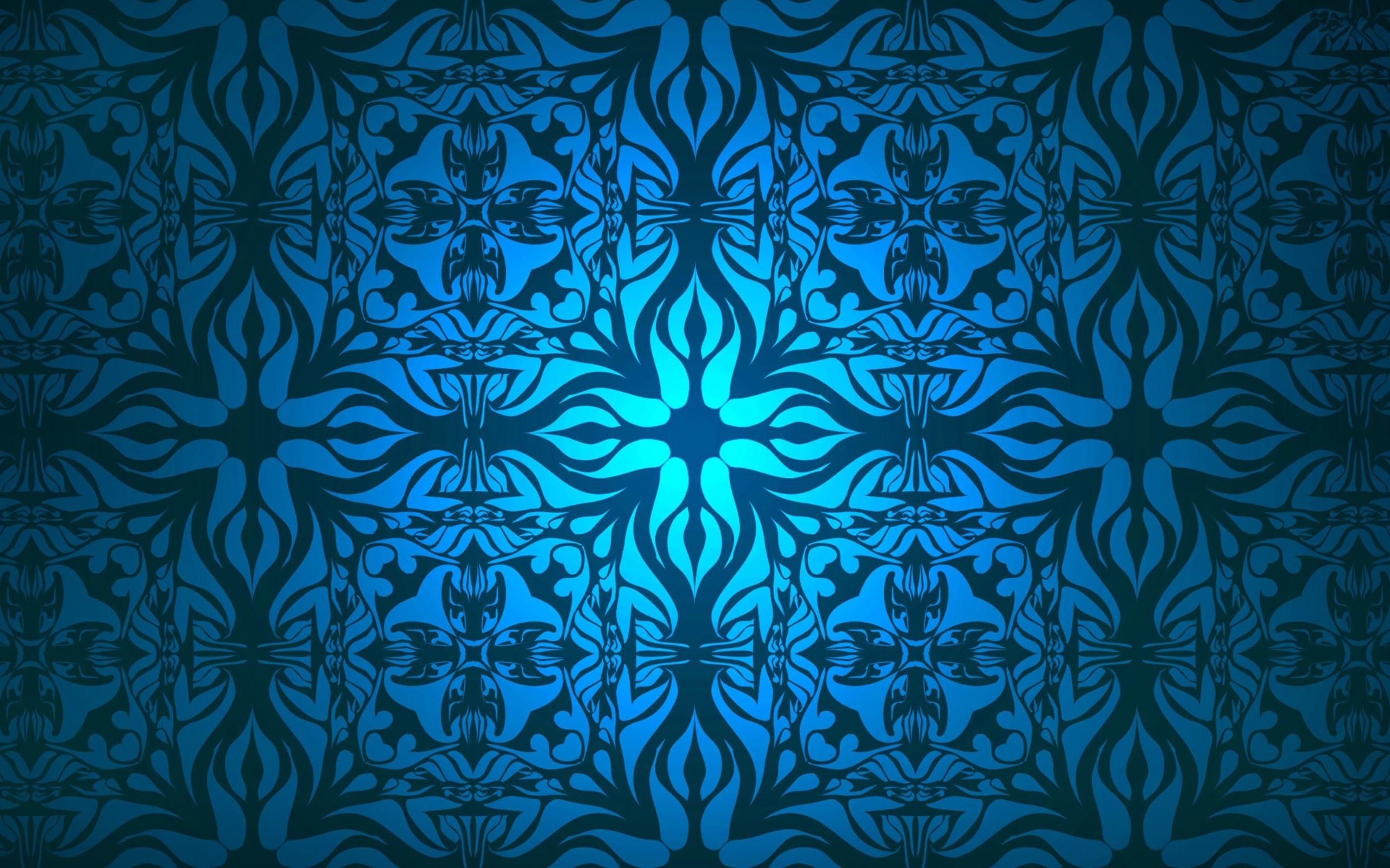 Pattern Background Blue Pattern Pattern Background 22218
