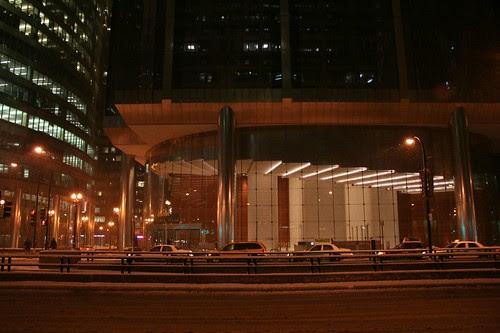 Lobby of light