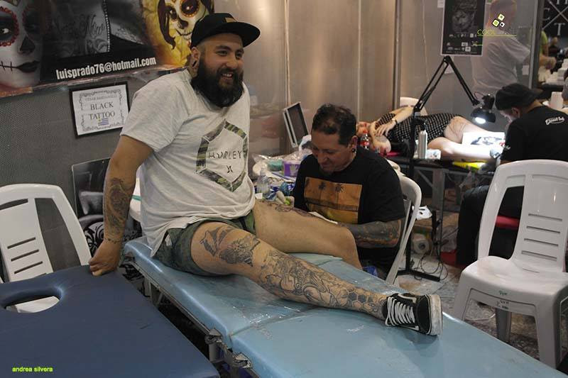 5taedición De Convención De Tatuajes En Imm