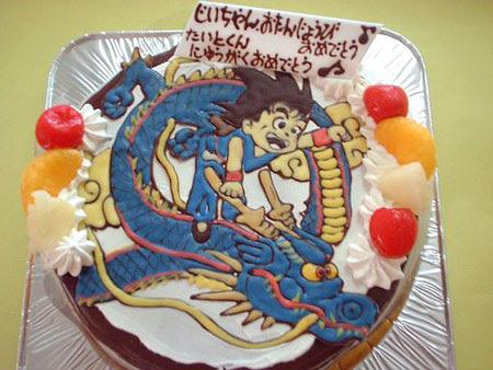 Imagenes de cumpleaños de Dragon Ball Z