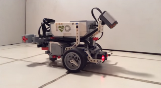 WATCH: Scientists Have Put a Worm's Brain Into a Lego Robot's Body - And It Works