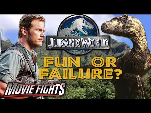 Jurassic World - Fun or Failure? - MOVIE FIGHTS!  - Genvideos | Genvideos Frozen | Genvideos Recent Movies 2015