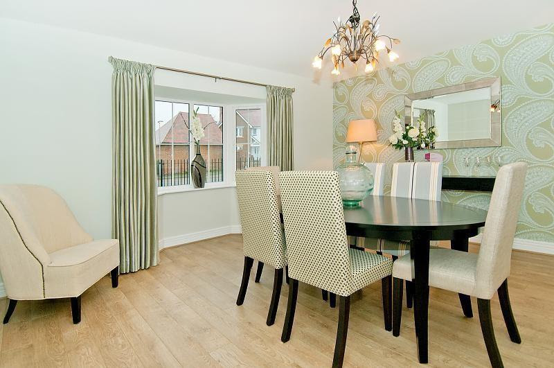 Feature Wall Dining Room Design Ideas, Photos ...
