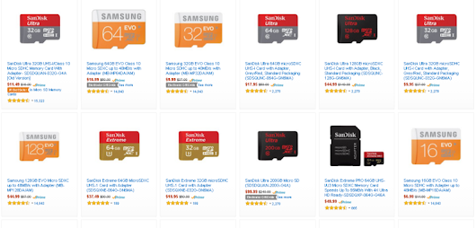 Lowest Prices Ever on Sandisk & Samsung MicroSD Cards - Nexus 4 News - Front Page Comments And Discussion - Nexus 4 Forums - The #1 Nexus 4 News, Community and Fan Site!