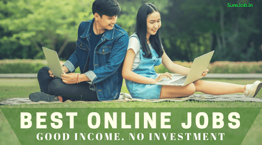 14 Online Jobs from Home without Investment that Pay 40000