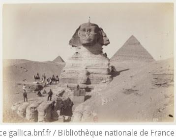 Sfinge e le Piramidi di Ghiza : [photographie] / [Facchinelli]