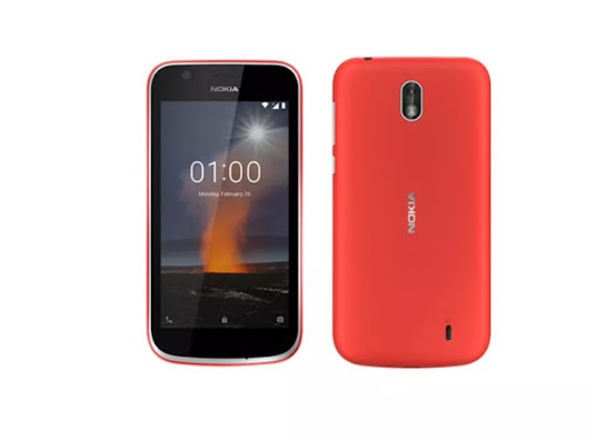 Nokia Launches Crazy Cheap Nokia 1 With Android Go And Xpress Covers – Getting Geek