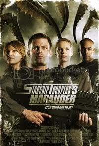 Starship Troopers 3 Official Poster