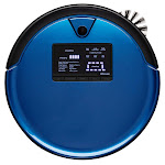 bObsweep PetHair Plus Robotic Vacuum Cleaner And Mop, Blue