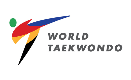 2017 world taekwondo federation logo design
