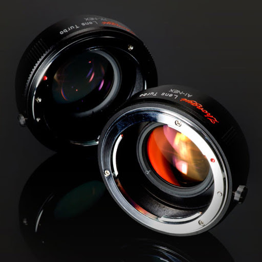 Focal Reducers: Speed Booster, Lens Turbo and Light Cannon