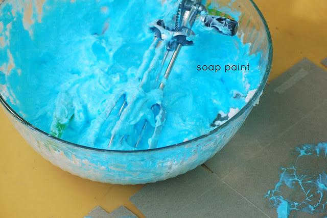 Soap Paint