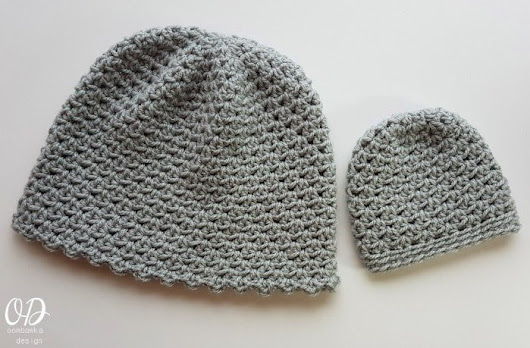 Sweet Hugs Hats - Perfectly sized to fit - Preemie to Adult