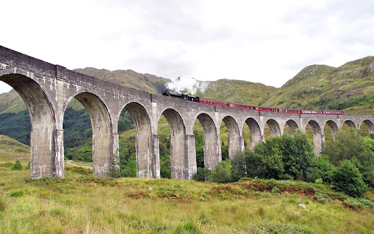 Britain by train: Five great one-week UK rail trip routes – On the Luce travel blog