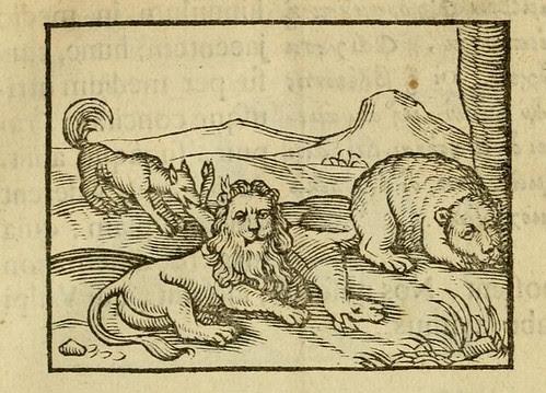 Leo, Ursus et Vulpes