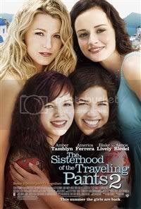 Sisterhood of the Traveling Pants 2 Official Poster