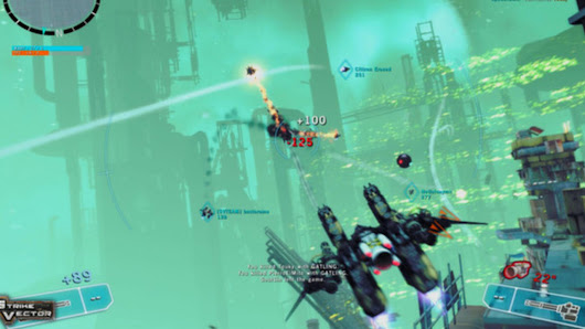 Aerial shooter Strike Vector launches on Jan. 28 with hundreds of customizable weapon combos