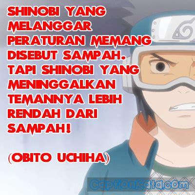 dp bbm kata bijak obito uchiha gambar meme