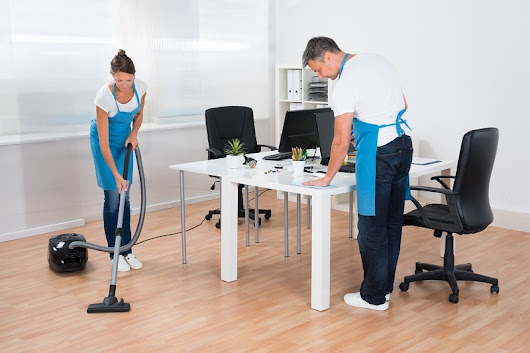 What Are The Different Types Of Office Cleaning Services?