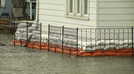 Lake Ontario Level Nearly 22 Inches Above Average