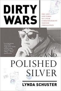 Dirty Wars and Polished Silver by Lynda Schuster - TLC Book Tours and GIVEAWAY