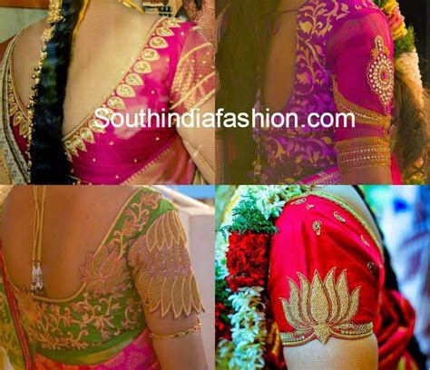 silk saree blouse designs   Cholis I   Pinterest   Blouse