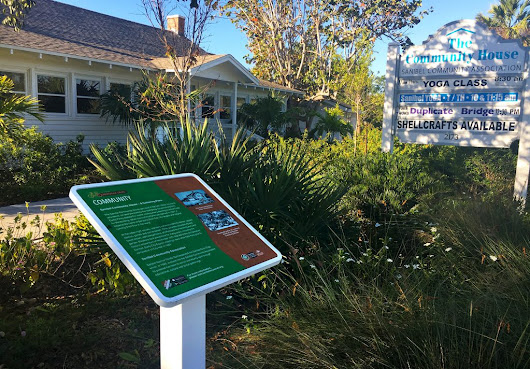 Sanibel Heritage Trail Gets A New Look!