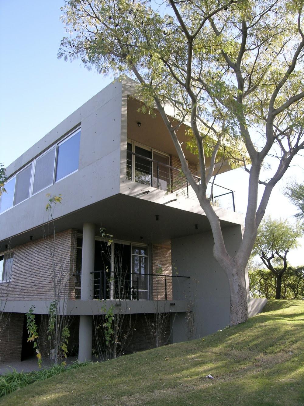 Casa en las Colinas - Cabrera Trlin Arquitectos, Arquitectura, Casas, Interiores