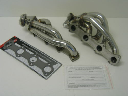 OBX Racing Exhaust Headers 97-01 Ford F150 F250 5.4L V8 | eBay
