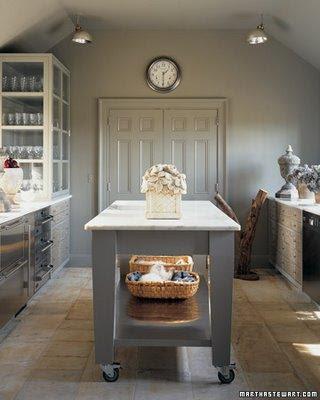 Martha Stewart Kitchen - Cottage - kitchen - Martha Stewart