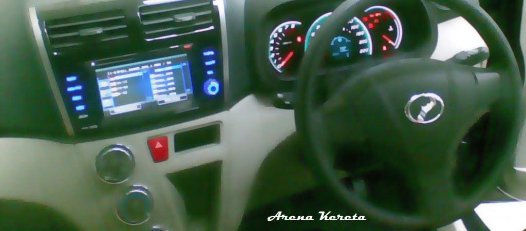 perodua myvi new model 2011. Perodua Myvi 2011 Dashboard