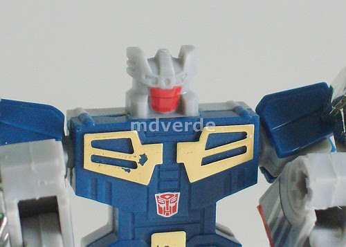 Transformers Eject G1 Encore Reissue - modo robot