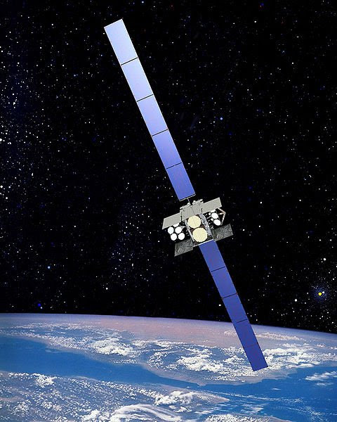 Satélite de comunicação (imagem: Boeing)