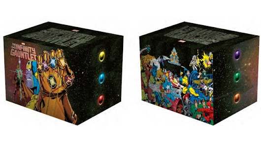 To Infinity...AND BEYOND!!!, Part Eighteen: The Infinity Gauntlet Box Set