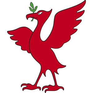 Liverpool Logo Bird - ClipArt Best