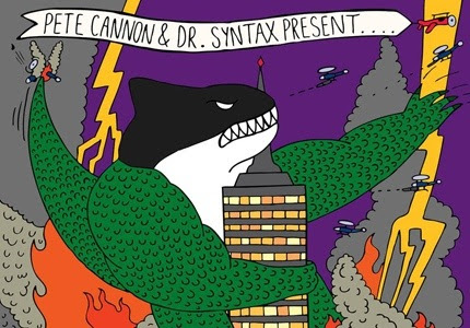Pete Cannon & Dr Syntax - Killer Combo! Review