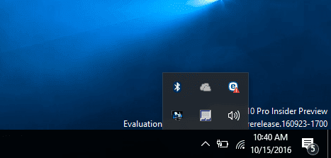 Fix: Volume Icon missing from Windows 10 Taskbar - WindowsAble