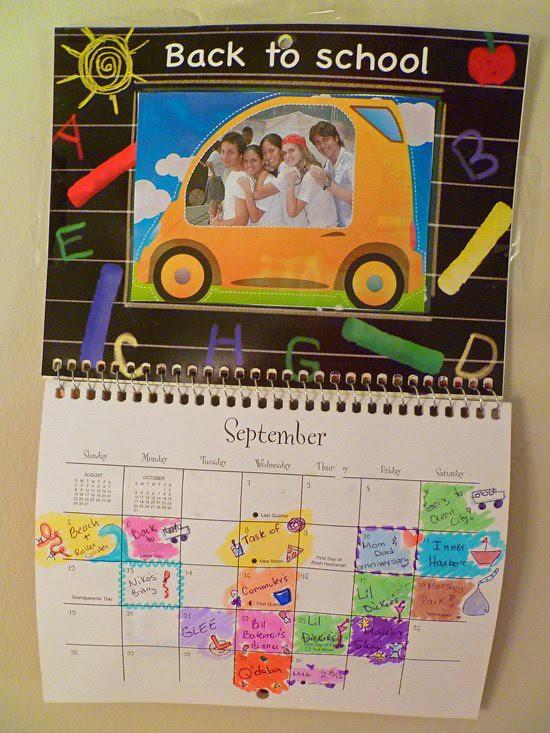 Calendar - October (2)