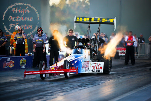 Top Fuel @ Perth Motorplex