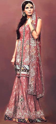 1000  images about Sharara on Pinterest   Pakistani, Pink