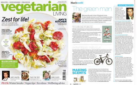 Electric Bikes Suit Vegetarian Lifestyle Mag - Electric Bike Store